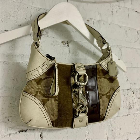 Coach Handbags - NEW petite Coach purse